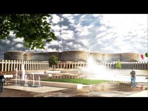 Nuova Bari Centrale [Tesi di Laurea_DICAR Politecnico di Bari]