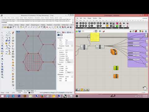 Parametric Precedent #5: Triangulated Pavillion