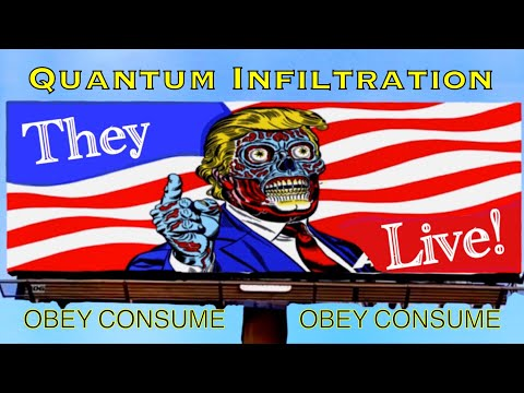 PROOF They Live is a documentary-subliminal messaging