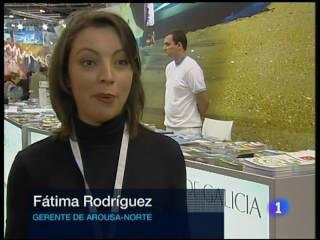 fitur 2009 telediario 1ª edición
