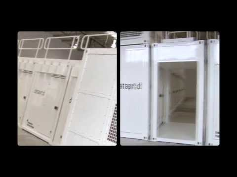 Datapod | Manufactured data centre configurations