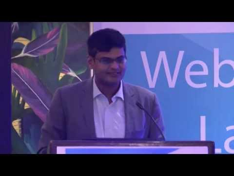 About Web Werks Data Center Launch | Mr. Nikhil Rathi