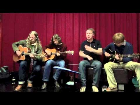 Edwyn Collins - Rip It Up (Acoustic) - Live  Lexington London 2011