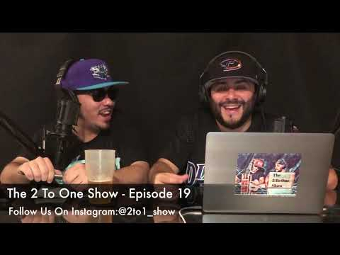 "The 2 To One Show Episode 19 - ""No Phones Please"""