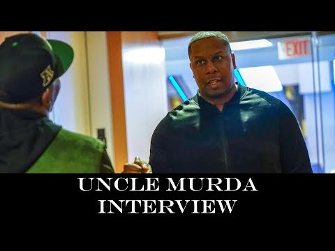 Uncle Murda on Beef, Being Disrepectful, Family and MORE
