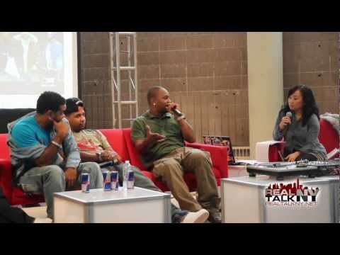 Cam'ron Speaks On History With Jay-Z At Red Bull Info Session