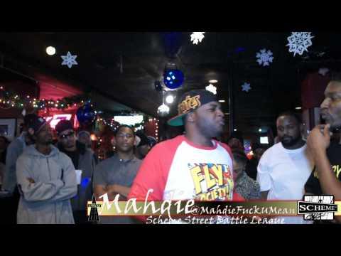 Scheme Street in Association with Alpha League Presents: Mahdie VS Mark Miner @ Freeway