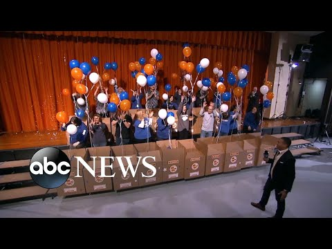 West Haven Teachers Surprised with Supplies, Funding...