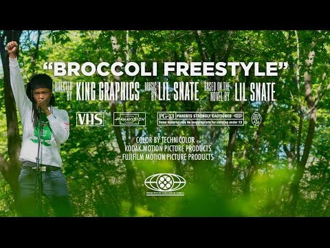 """LIL SNATE """"BROCOLLI FREESTYLE"""" (OFFICIAL MUSIC VIDEO)   A6300   DJI RONIN"""