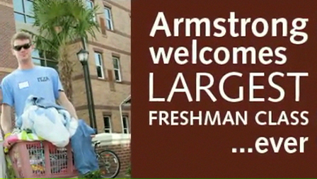 Armstrong Common Read-Waddie Welcome