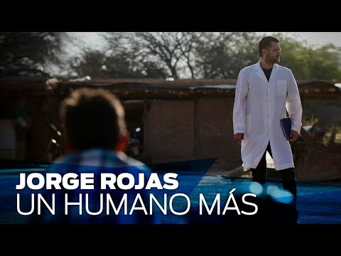 Jorge Rojas - Un Humano Más   Video Oficial