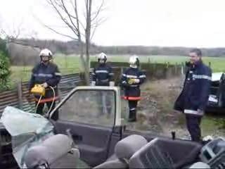 Bomberos Francia