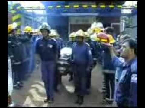 FUNERAL DEL BOMBERO VOLUNTARIO SARGENTO MIGUEL CHILUPA /  ENCARNACION - PARAGUAY / Video Destacado…