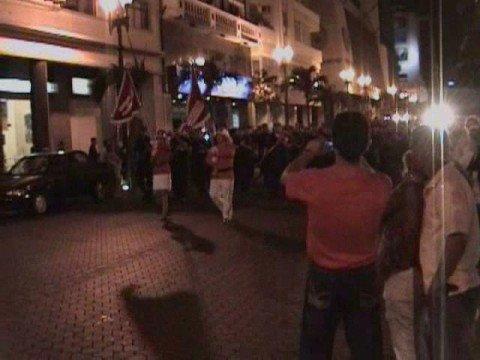 Desfile de las antorchas 2008