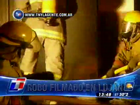 Bomberos de Puerto Madryn / Argentina