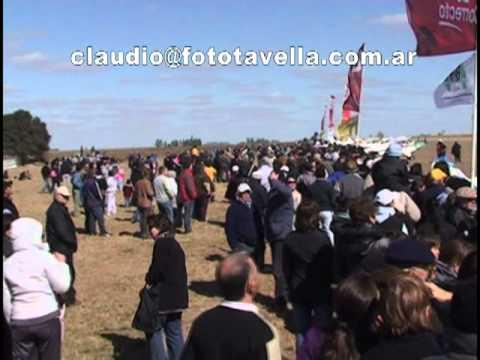 16 de Agosto de 2010 / Accidente aéreo de Rans en Argentina