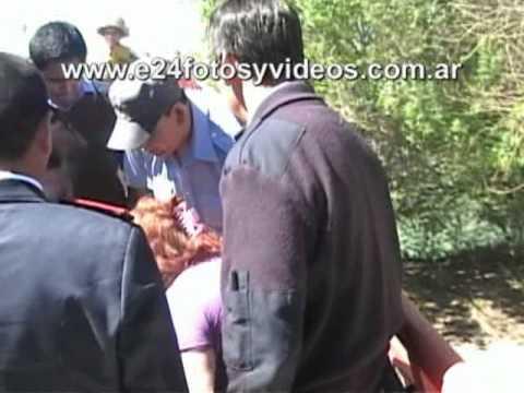 21 de octubre de 2010 / Intento de suicidio en Trelew / Argentina