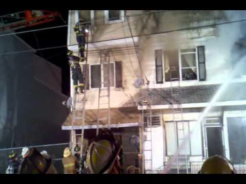 Girardville multiple alarm fire with ff rescue - 2/23/2011 PARA ANALIZAR...