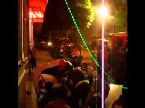 Rescate Vehicular / Bomberos de Teheran / Video Destacado de La Hermandad de Bomberos