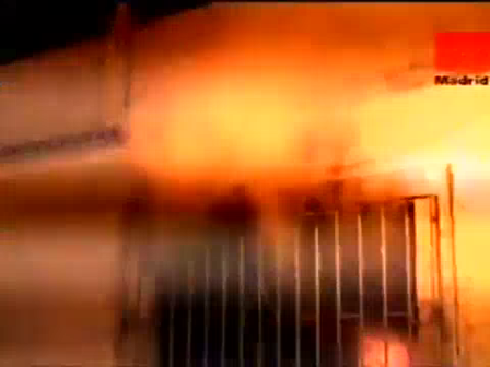 Incendio de Vivienda en Colmenar Viejo / España / Video Destacado de La Hermandad de Bomberos