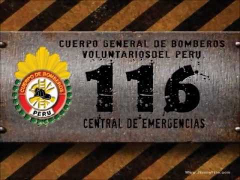 Bomberos Voluntarios Casta de valientes JimmyFire.wmv