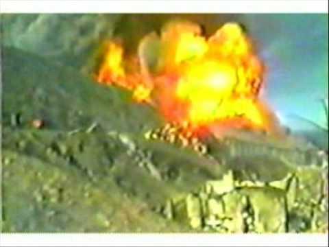 HISTORIAS TRAGICAS - INCENDIO  TACOA  1982