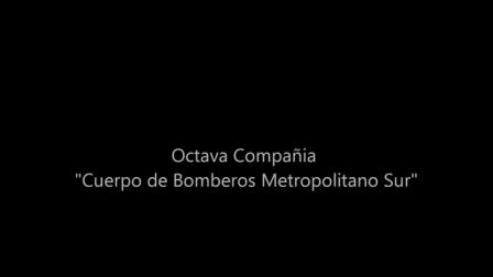 Octava Compañia Cuerpo de Bomberos Metropolitano Sur / Chile