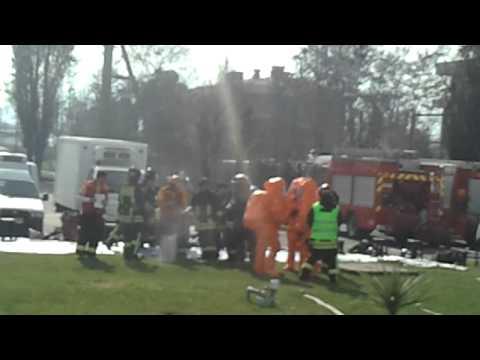 Simulacro Haz-Mat, Séptima compañía de bomberos Conchalí Huechuraba