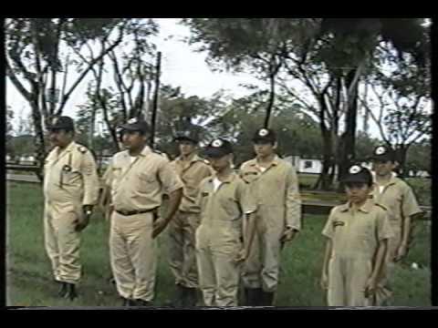 BOMBEROS VILLAVICENCIO 1 BRIGADA DE BOMBERITOS 1994
