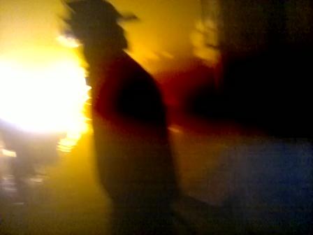 09 DE DICIEMBRE DE 2012 / INCENDIO DE FABRICA TEXTIL EN LA CIUDAD DE TRELEW, IMAGEN INTERIOR / ARGENTINA
