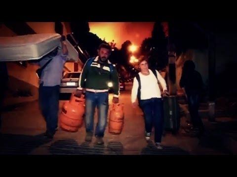 EL DEVASTADOR INCENDIO DE VALPARAISO EN ABRIL DE 2014 - CHILE