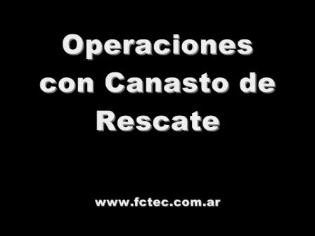 RESCATE VERTICAL: TÉCNICA DE RESCATE CON CAMILLA / Vídeo Destacado de La Hermandad de Bomberos