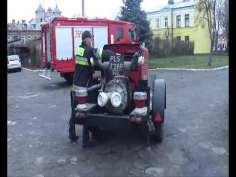 BOMBA ROSENBAUER SPA-4000