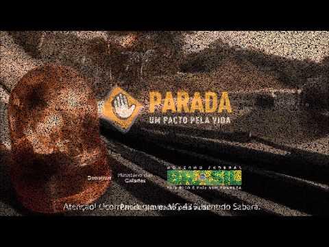 """""""DETENGASE""""  UN PACTO POR LA VIDA / SPOT DE CAMPAÑA DE PREVENCIÓN EN ACCIDENTES DE TRANSITO - BRASIL"""