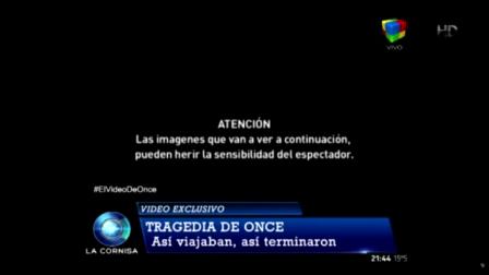 LA TRAGEDIA DE ONCE: VÍDEO DEL RESCATE DE LOS PASAJEROS DENTRO DEL VAGÓN - ARGENTINA - PARTE 2 / Video Destacado de La Hermandad de Bomberos