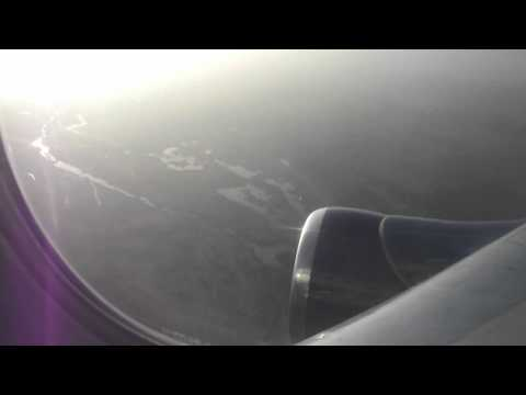 18 de julio de 2012 / Choque de ala derecha con la pista de aterrizaje vuelo sky 101 / La Serena