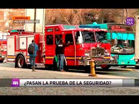 REPORTAJE: EMERGENCIAS EN TORRES DE DEPARTAMENTOS EN CHILE / Vídeo Destacado de La Hermandad de Bomberos