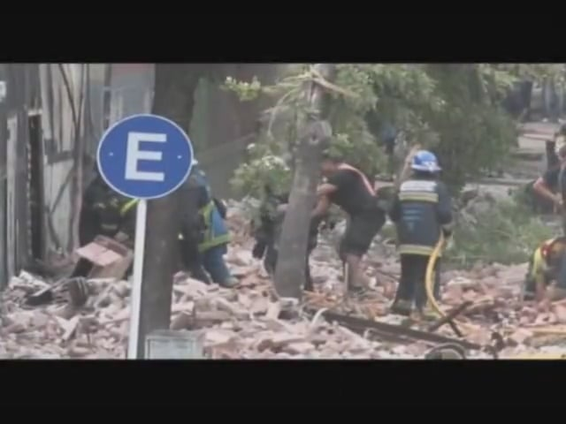 BARRACAS UNA TRAGEDIA INTERMINABLE / Vídeo Destacado de La Hermandad de Bomberos
