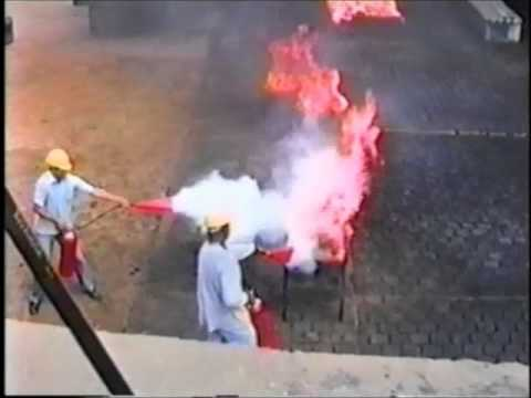 Bombeiro Civil Plaza Sul 1998