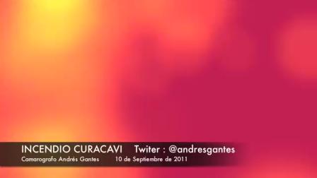 VÍDEO DE ANALISIS: INCENDIO ESTRUCTURAL GENERALIZADO, BOMBEROS DE MELIPILLA EN CHILE