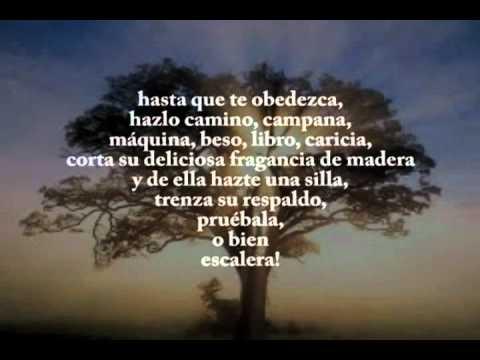 Presente, Ahora  - Oda del Presente - Pablo Neruda