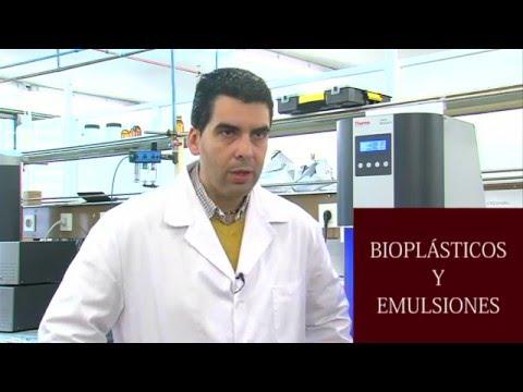 ...Obtienen bioplásticos y emulsiones a partir de residuos de guisantes...