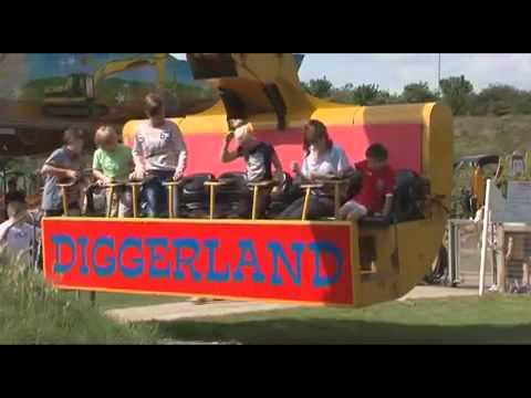 Welcome to Diggerland H E SERVICES Sister Company