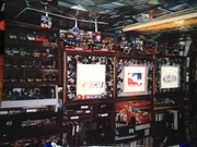 Lite Box Posters (Lites On) NASCAR,INDY,NHRA Signed by 93 Drivers