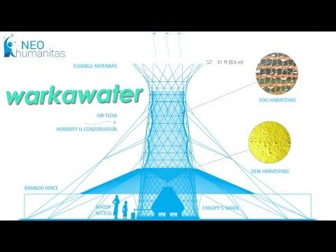 ...Recolectar Agua Potable del Aire...