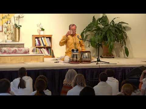 Vortrag zum Thema Prana von Sukadev