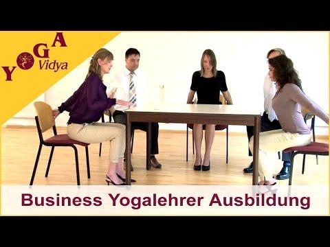 Business Yogalehrer Ausbildung in Kooperation mit yogabiz bei Yoga Vidya