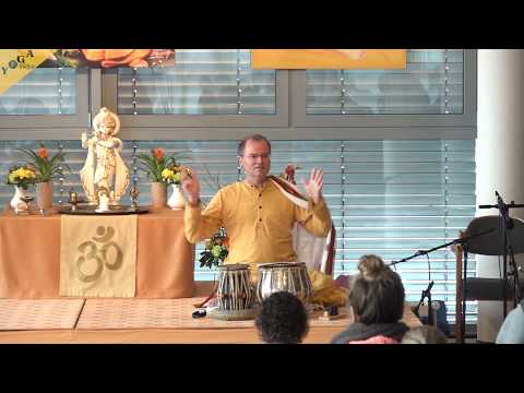 Vortrag - Erfolg im Leben und Lebensbewältigung (Business Yoga Kongress 2018)