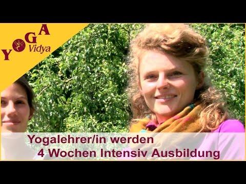 Yogalehrer Ausbildung 4 Wochen intensiv  - Gesamtfilm