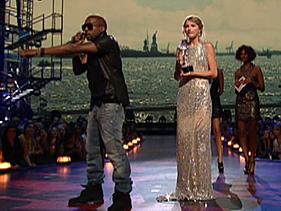 The Kanye Blast off On Taylor Swift